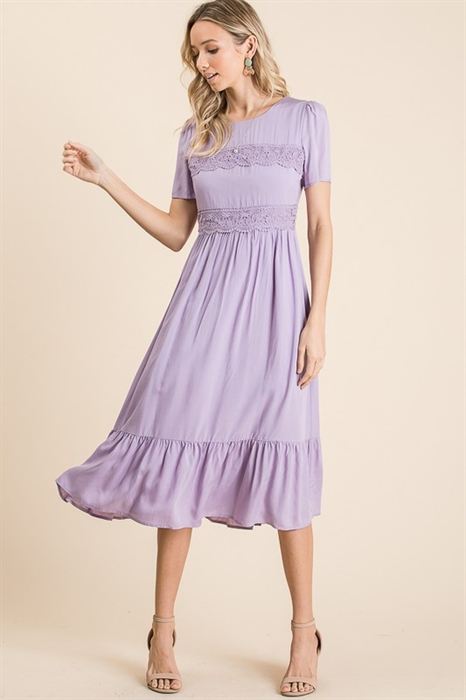 Picture of Premium Audrina Spring Lace Dress
